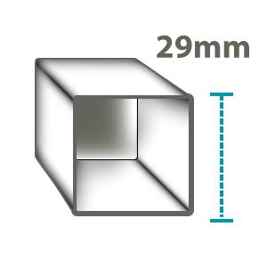 Premium Steel 29mm