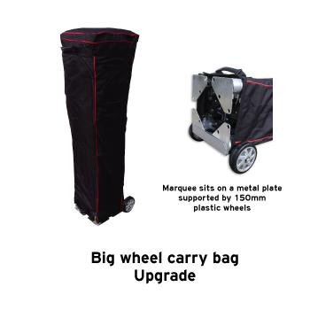 3x3 Big Wheeled Bag