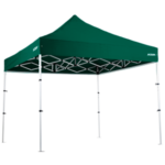 Altegra Pro Lite Compact 3x3m Gazebo - the internationally awarded Australian compact gazebo innovation with green UPF50+ canopy.