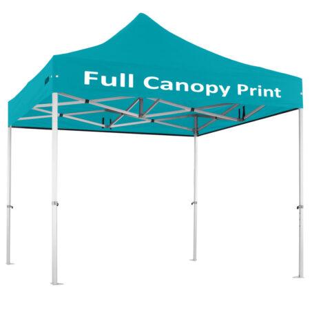 Altegra Custom Printed Heavy Duty 3x3m Gazebo image - Full custom canopy print option
