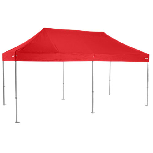 Altegra Heavy Duty 3x6m Marquee in Red - the event marquee for schools, community groups, marquee hire and rental companies with Australian Standard computations.