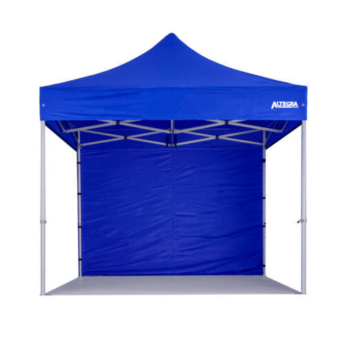 Altegra 3m Solid Gazebo wall - UPF50+ solid wall in royal blue - 1x 3m gazebo solid wall in Royal Blue fit to the Altegra Heavy Duty 3x3m Gazebo.