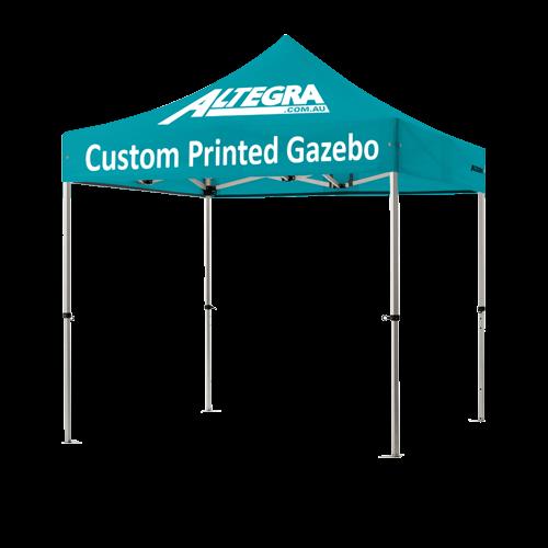 Altegra Pro Lite 2.4x2.4m custom gazebo image.