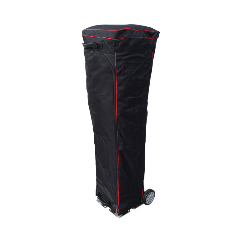 Altegra Big Wheel marquee bag - upright image of our marquee bag designed specifically for Heavy Duty marquees with larger wheels and less lifting required.